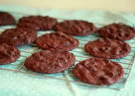 espresso double chocolate chip cookies kitchen treaty
