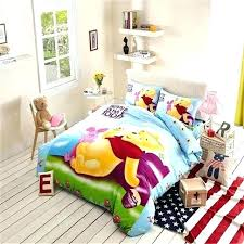 baby boy crib bedding sets modern girl the pooh colorful and piglet room drop dead gorgeous