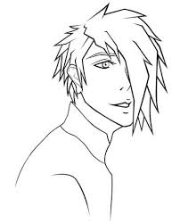 Small Picture Rj Anime Boy Portrait by Sugarcoatedlollipops coloring page Free