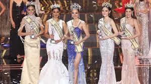 เต็งจ๋า! สวยจัด! ฝ้าย มิสแกรนด์สงขลา คว้ามงกุฎ Miss Grand Thailand 2016