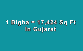 How To Calculate 1 Bigha To Square Feet In Gujarat Land