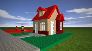 Real Life Lego House Lego House