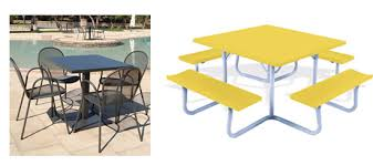 Gorgeous mercial Outdoor Tables Outdoor Dining Featuring Emu
