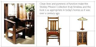 stickley mission chair stickley mission stickley mission arm chair