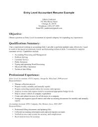 Resume Entry Level Financial Analyst Resume Samples Velvet