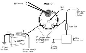 how to install auto meter voltmeter gauge electrical jeep logo wiring