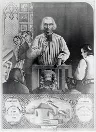 Maybe you would like to learn more about one of these? St Jean Marie Vianney 1786 1859 Preaching Print 12699227