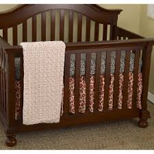 Cotton Tale Designs Cotton Tale Designs Here Kitty Kitty 3 Piece Crib Bedding Set