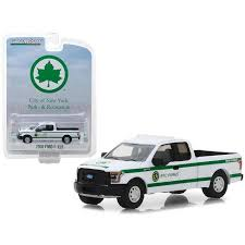 2016 Ford F-150 Pickup Truck White NYC Department Of Parks ...