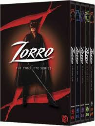 Image result for the new world zorro