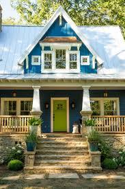 green front doorsRemodelaholic  Summer Porch Inspiration Green Front Doors