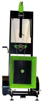 bullet trap for outdoor or private shooting ranges