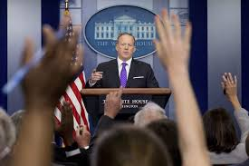 Sean Spicer Resume Sean Spicer Watch His Greatest Hits At The Press Briefing Time 26