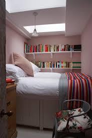 simple bedroom inspiration. Bedroom Painted In Farrow \u0026 Ball Calamine No.230, Estate Emulsion Simple Inspiration