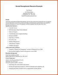 Gym Receptionist Job Description Resume Front Desk Resume Moa Format Templates Gym Receptionist Objective 11
