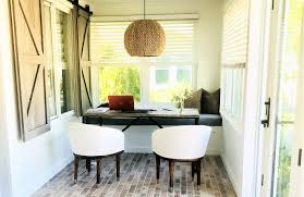 Sunroom Office Design State St Bungalow Sunroom Remodel Cottage Style