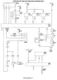 1995 chevy k2500 wiring diagram 1995 wiring diagrams online 28 1995 98 gm truck chassis schematic