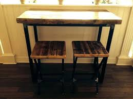 breakfast bars furniture. Delighful Breakfast Breakfast Bar Table With Stools Set Solid Oak Chairs Uk Bars Furniture  Industrial Mill Reclaimed Wood To