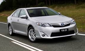 2014 Toyota Camry is No Toy