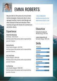 Professional Photography Resume Template Venngage