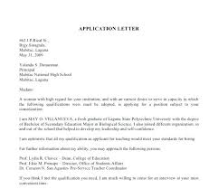 Cover Letter For A Teacher Resume Best of Sample Cover Letter Graduate Resume Sample Directory