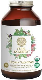 Pure Synergy USDA Organic Green Superfood (12.5 ... - Amazon.com