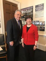 "Rep. Pete King on Twitter: ""Very meaningful meeting in Washington today  with @LauraONSBOD, President of @OncologyNursing, discussing anti-vaping  legislation and the need to educate youth about dangers of vaping. I am  co-chairman"