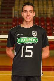 Pasinato Edoardo (Serie D - Under 18) - Pallavolo Padova