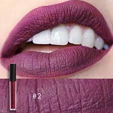 amazon heflashor lip makeup colors lip gloss diamond liquid lipsticks matte metallic glitter y lip stain tint waterproof longwear beauty cosmetics