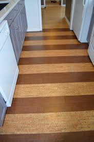is cork flooring durable for a kitchen backsplash and