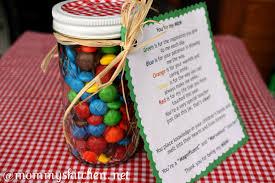 Christmas m&m poem + gift idea. Mommy S Kitchen You Re My M M Goodie Jar Teacher Appreciation