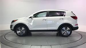 kia sportage 2016 white. Brilliant White 2016 Kia Sportage EX In White Oak PA  Jim Shorkey Ford On R