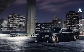 Dodge Charger SRT8 Supercharger Car Tuning Parking wallpaper ...