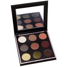 makeup geek stroke of midnight eyeshadow palette x 9 dupes swatch parisons