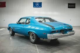 1974 Nova SS, color code 36 Aqua Blue metallic | Chevrolet Nova ...