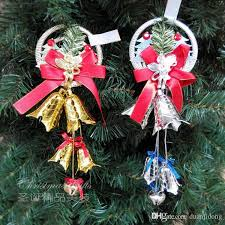Large Plastic Christmas Bell Decorations New Christmas Decorations Plastic Bells Christmas Supplies Angel