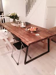 Industrial Style Dining Room Tables Our Beautiful Industrial Style Dining Table From Heyl Interiors