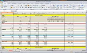 Attendance Tracker Free Employee Attendance Sheet Format In Excel Free Download And Employee
