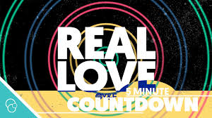 Hillsong Young Free Real Love 5 Minute Countdown 4k