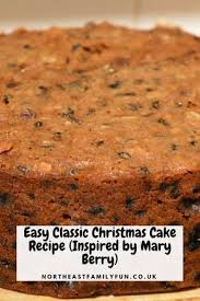 Bursting with currants, carrot, almonds, rum and more, mary berry's christmas pudding recipe is simple but delicious. Easy Classic Christmas Cake Recipe Inspired By Mary Berry Easy Christmas Cake Recipe Fruit Cake Recipe Christmas Christmas Cake Recipes