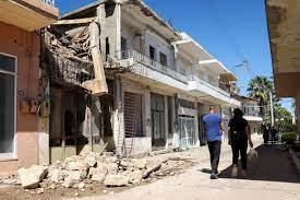 Terremoto di magnitudo 6.3 al largo dell'isola di Creta -