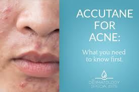 accutane enough to stop oily skin