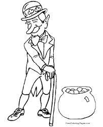 Print out a bunch and share with friends and family. St Patrick S Day Coloring Pages