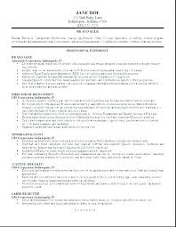 Hr Assistant Sample Resume Best of Administrative Coordinator Skills Resume Objective For Hr Assistant