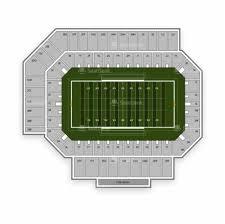Floyd Stadium Seating Chart Map Seatgeek Png Tenn Football