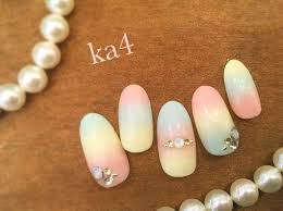 Ka4 Nails Art On Twitter ネイル Nail ジェルネイル Gelnail