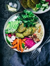 Green Kitchen Stories Book Green Kitchen Stories A Green Pea Falafel Bowl