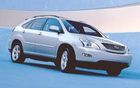 2005 Lexus RX 330 - Information and photos - ZombieDrive