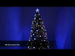 Black Christmas Trees  EBayBlack Fiber Optic Christmas Tree