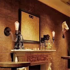 industrial wind vintage led wall lamp